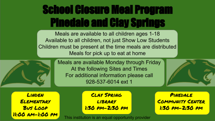 Meal Programs during School Closures Show Low Unified Schools 3-23 (2)